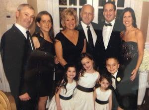 Dr. Berk and family